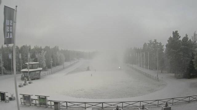 Webcam Södermalm › West: Sundsvall − Ängen Södrabergets S