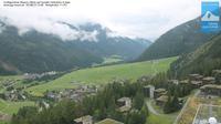 Ultima vista de la luz del día desde Kals › South: Kals am Großglockner
