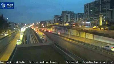 Webcam Bursa: Altıparmak Mahallesi