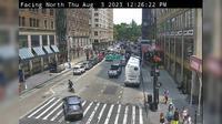 Manhattan Community Board 6: Avenue @  Street - El día
