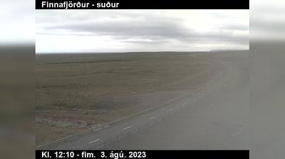 Vue webcam de jour à partir de Flúðir: Bræðratunguvegur