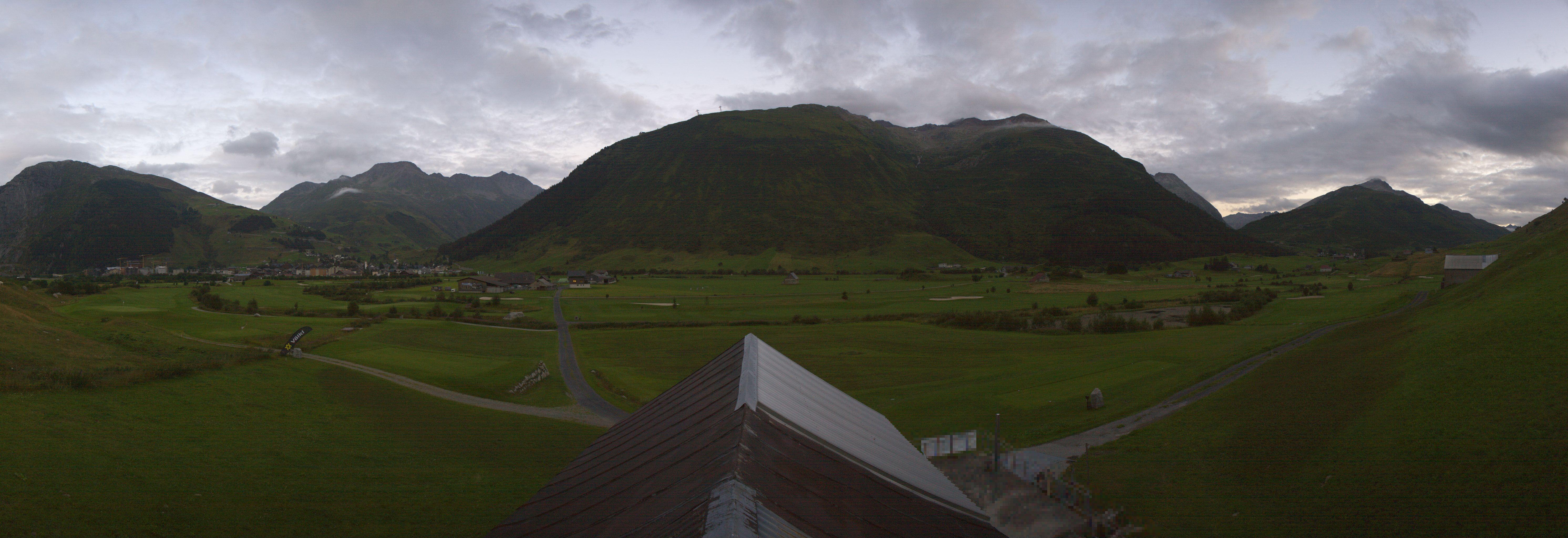 Andermatt › Süd: Andermatt Swiss Alps Golf Course