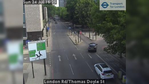 Webcam City of London: London Rd/Thomas Doyle St