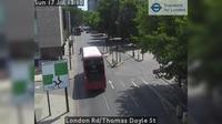 City of London: London Rd/Thomas Doyle St - El día