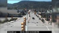 Smithers > West: Hwy  in - at Main Street, looking west - Overdag