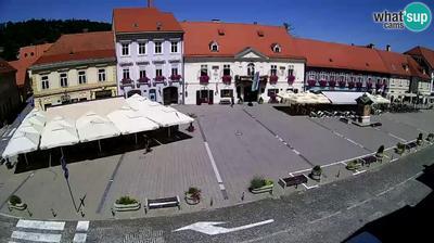 Klokocevec Samoborski: Samobor center