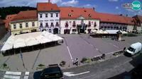 Klokocevec Samoborski: Samobor center - Overdag