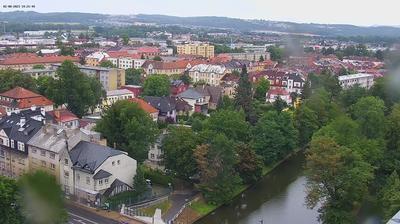 Webkamera Č.Budějovice