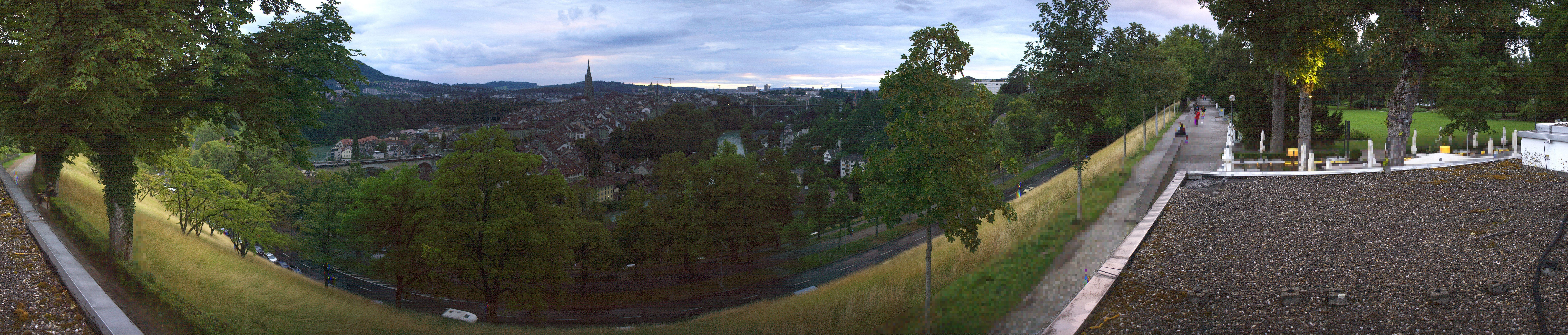 Bern: Restaurant Rosengarten