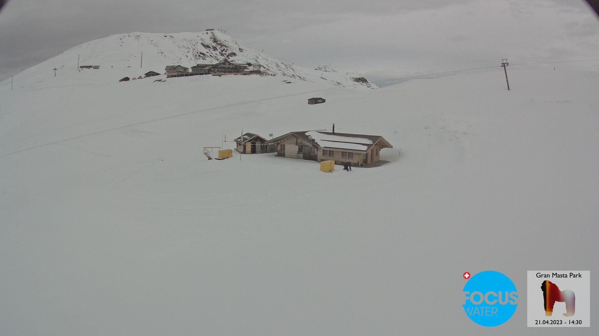 Adelboden › Nord-Ost: Hahnenmoos