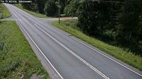 Kuopio: Tie  Nilsi�, Suholanm�ki - Siilinj�rvelle - Overdag
