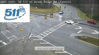 Blue Ridge: GDOT-CAM-SR-. - Day time