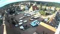 Freudenstadt: Oberer Marktplatz - Current
