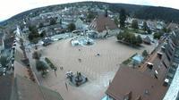 Freudenstadt: Oberer Marktplatz - Day time