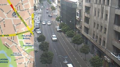 Webcam Bucharest: Piata Universitatii