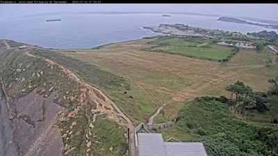 Thumbnail of Santander webcam at 2:10, Feb 26