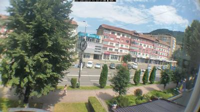 Webcam Piatra Neamţ: B-dul DECEBAL − camera