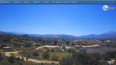 Tageslicht webcam ansicht von Ioannina: Ανατολικά