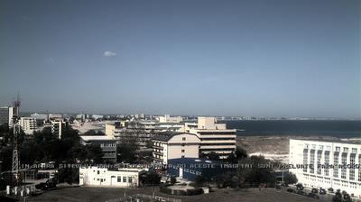 Daylight webcam view from Constanța: Piata Ovidiu Portul Tomis
