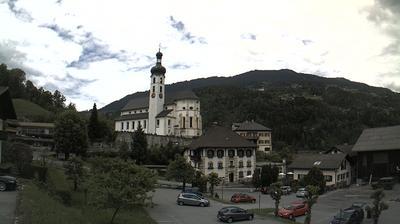 Webcam Tschagguns: Blick auf Kirche