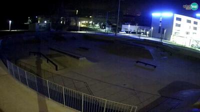 Webkamera Nova Gorica: Skate park − view