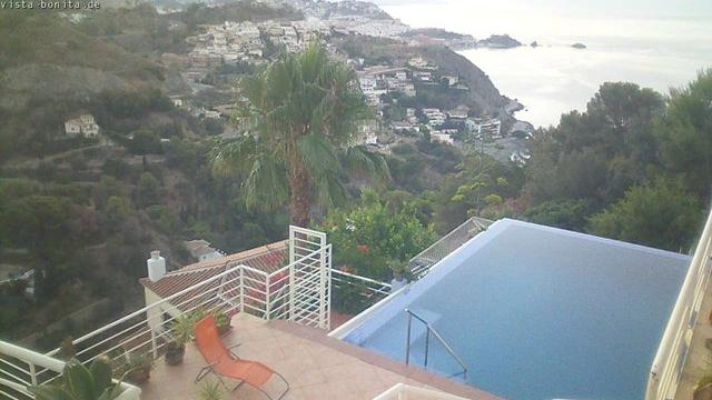 Webkamera Almuñécar: Residencial Vista Bonita
