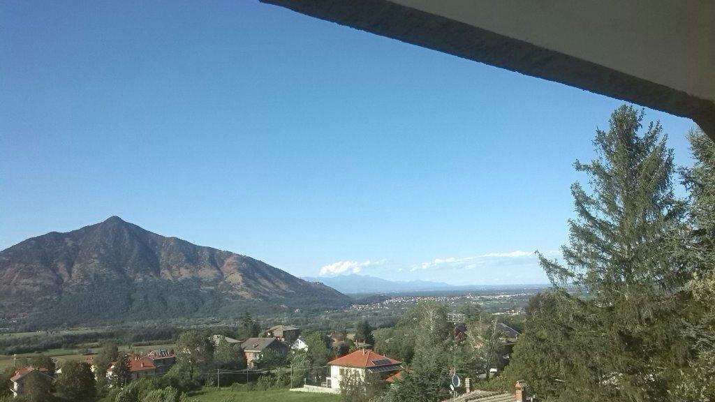 Webcam Buttigliera Alta › North: View toward Monte Musinè