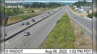 Chehalis: I- at MP .: Labree Rd - Jour