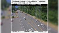 Wemme: Clackamas County - US at ZigZag - Hoodland - Day time
