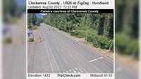 Wemme: Clackamas County - US at ZigZag - Hoodland - Dagtid