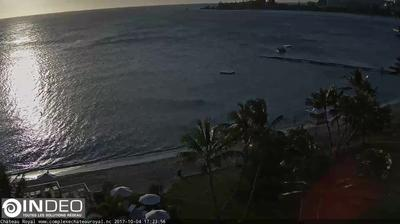 Webcam Noumea: Chateau Royal hd-str