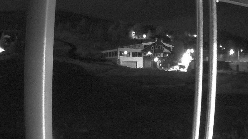 Webkamera Lommedalen skisenter › West: Skianlegg