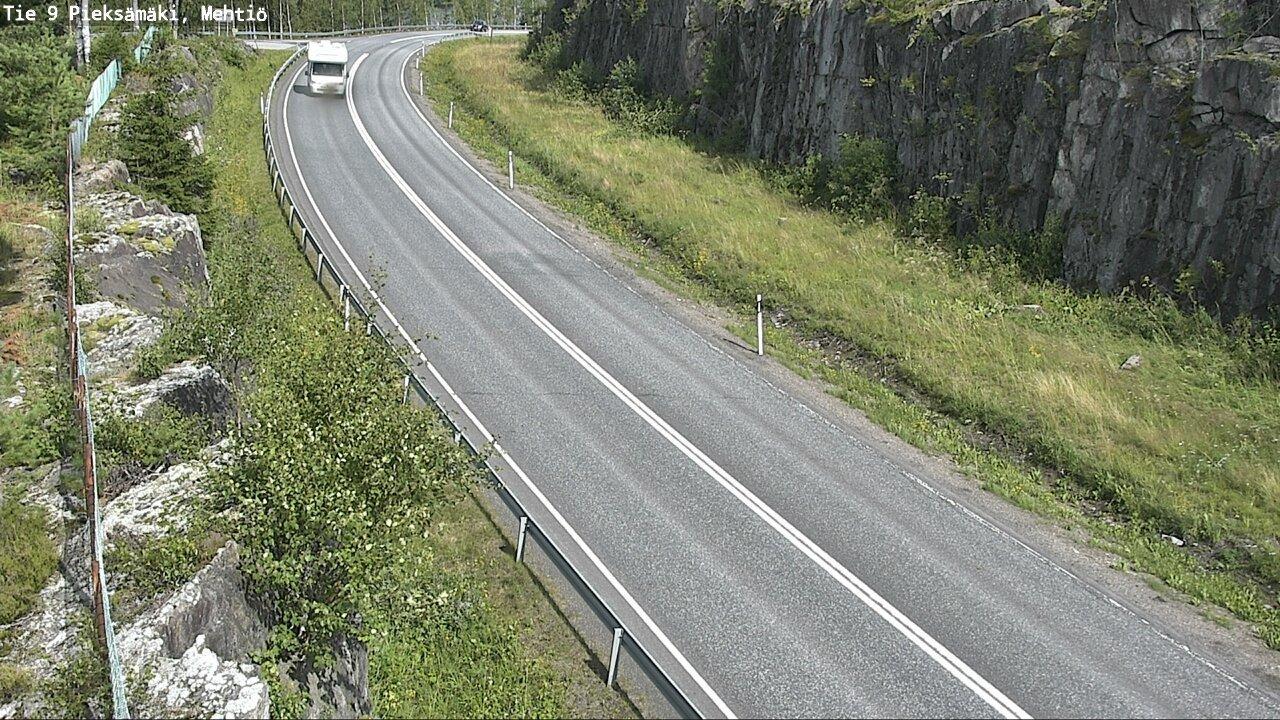 Webcam Myhinpää: Kuopioon