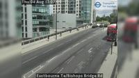London: Eastbourne Te/Bishops Bridge Rd - Dagtid