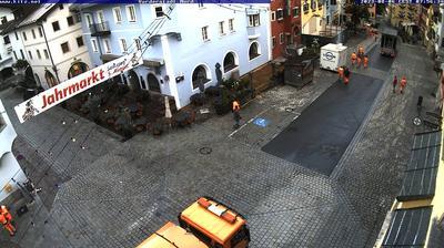 Vista actual o última desde Kitzbühel › North: Hinterstadt