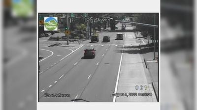 Thumbnail of Eugene webcam at 6:59, Jan 22