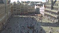 Ville de Bruxelles - Stad Brussel: Webcam at the Grand-Place of Brussels - Recent