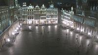 Ville de Bruxelles - Stad Brussel: Webcam at the Grand-Place of Brussels - Actuelle