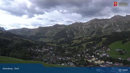 Sörenberg: Dorf