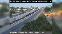 San Diego › West: Top CCTV at Sempre Viva - El día