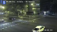 Guindalera: FRANCISCO SILVELA - AV DE LOS TOREROS - Current