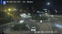 Castilla: PIO XII - AV BURGOS - Recent