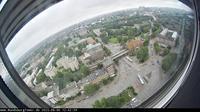 Hamburg-Nord: Mundsburg Tower - Overdag
