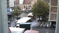 Reutlingen: Marktplatz - Overdag