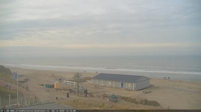 Tageslicht webcam ansicht von De Koog: Strandhotel Noordzee