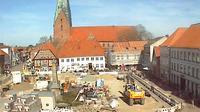 Eutin: Marktplatz - Overdag