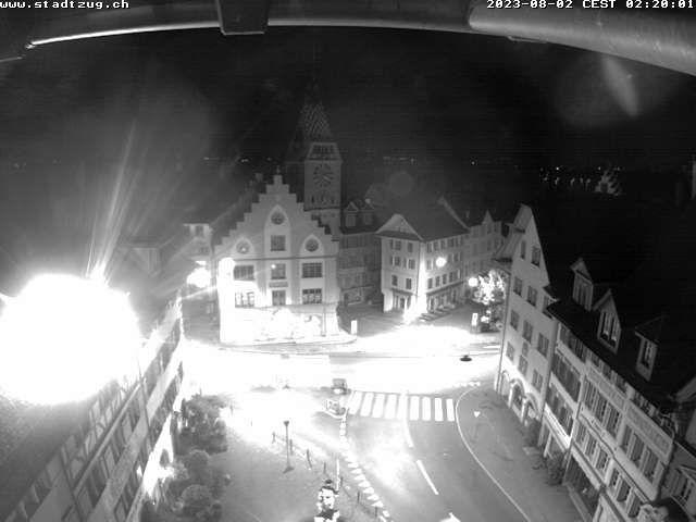 Zug: Kolinplatz