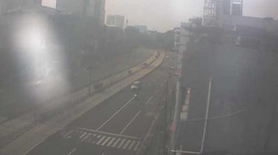 Daylight webcam view from Kebonjae: Petojo Harmoni − Pusat