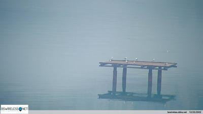 Vue webcam de jour à partir de Baška: Baska Plaza