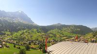 Grindelwald: Belvedere Swiss Quality Hotel Grindelwald - Eiger - Wetterhorn - Kleine Scheidegg - M�nnlichen - Overdag
